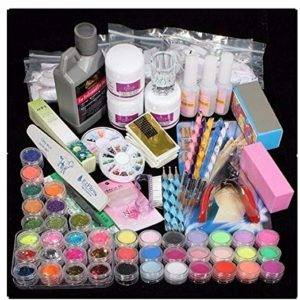 cheap acrylic nail kit