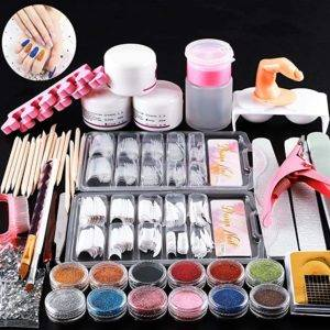 3 cheap acrylic nail kit for beginners 2020  nail place
