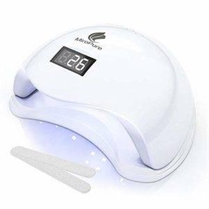 MiroPure 36W UV LED Nail Lamp