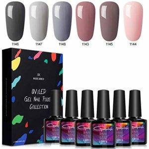 Modelones Gel Nail Polish Set