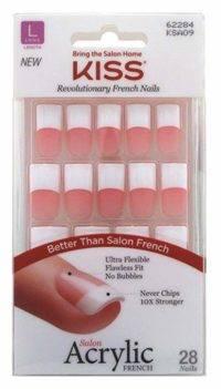 kiss acrylic nail kit reviews