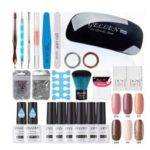 9 Best professional acrylic nail kits