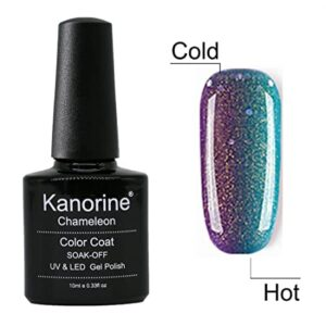 Kanorine Color Changing Gel Polish