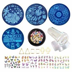 best clear nail stamper