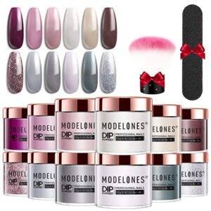 Modelones 12 color refill set